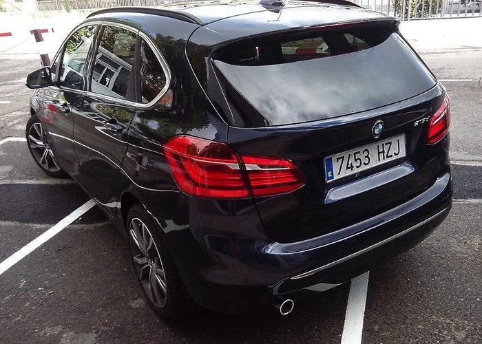BMW 218d Active Tourer Movilnorte