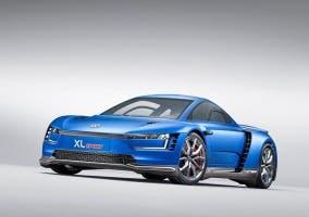 Frontal del Volkswagen XL Sport