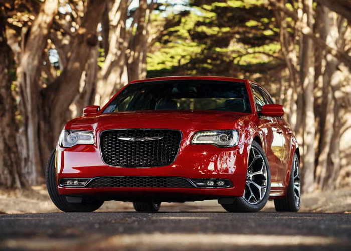 Nuevo Chrysler 300