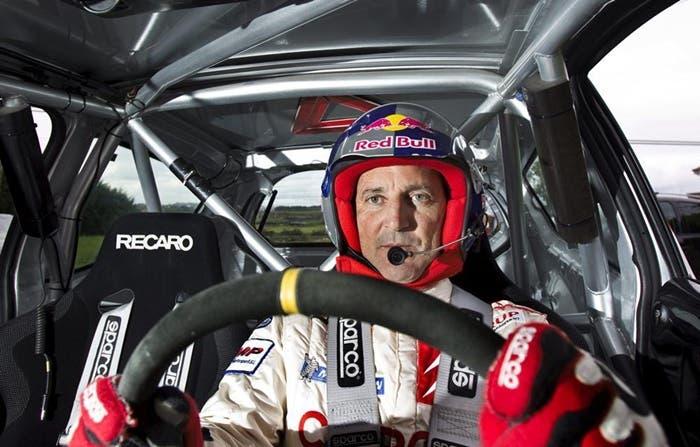 Piloto cántabro de rallys, Chus Puras