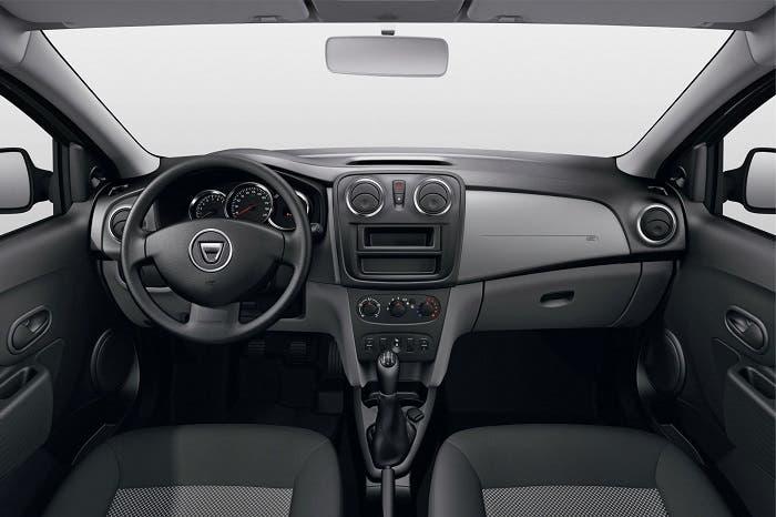 Interior del Dacia Sandero Base