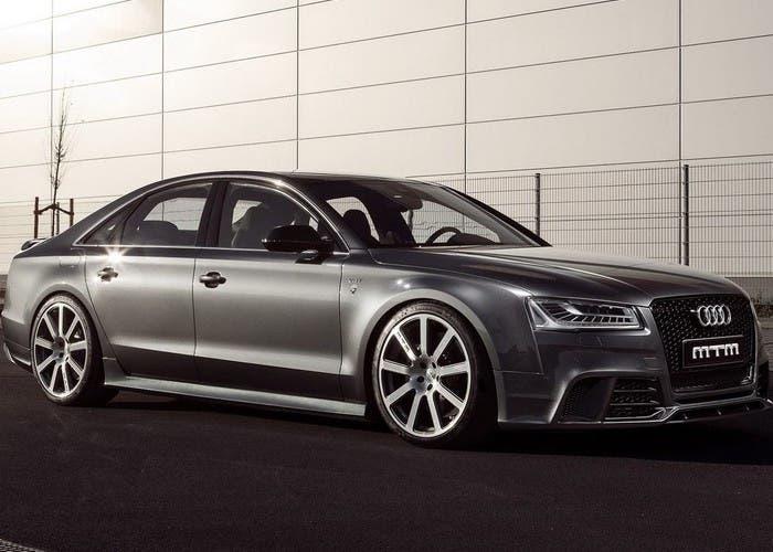 Audi S8 preparado por MTM