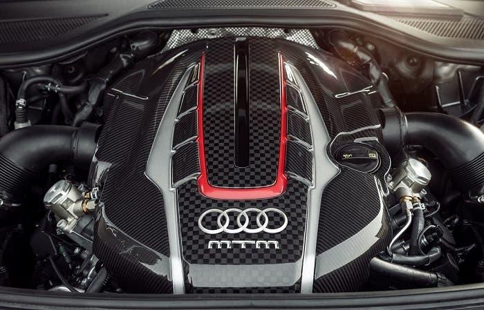 Motor del S8 Talladega