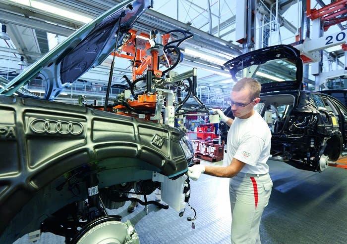Fabrica de Audi