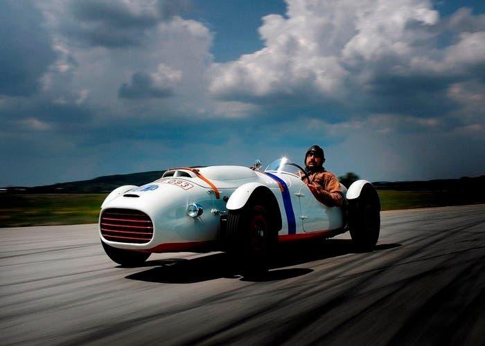 Skoda de competición de 1950
