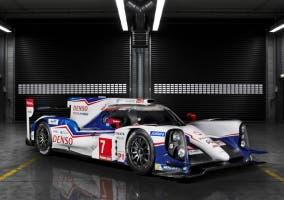 Toyota para Le Mans