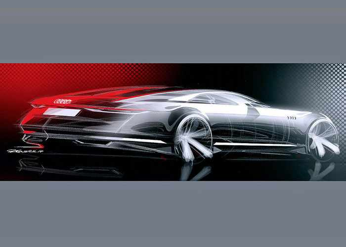 Audi para el Salón de Los Ángeles