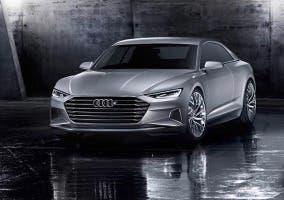 Vista frontal del Audi Prologue Concept