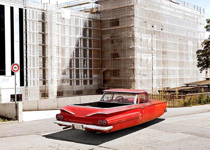 Chevrolet El Camino reinterpretado por Renaud Marion