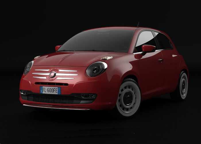 Fiat 600 Design Concept