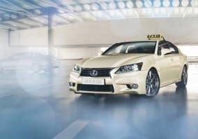 Versión taxi del Lexus GS 300h