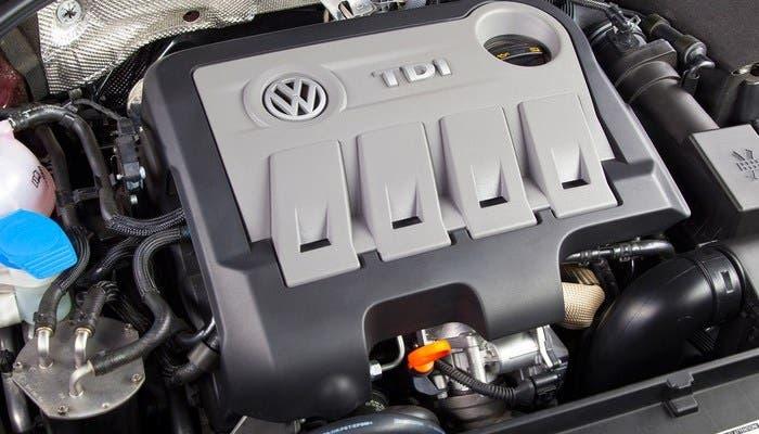 Motor diésel TDI