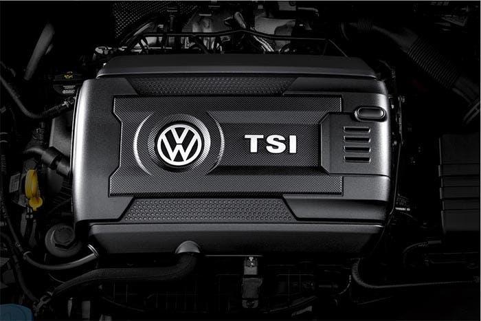 Motor del Volkswagen Polo GTI
