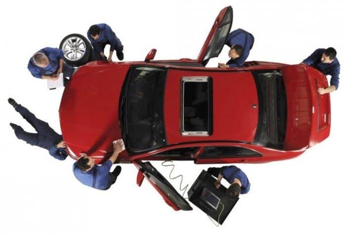 Reparaciones en el coche