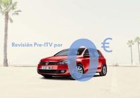 Volkswagen nos pasa la pre-ITV gratis