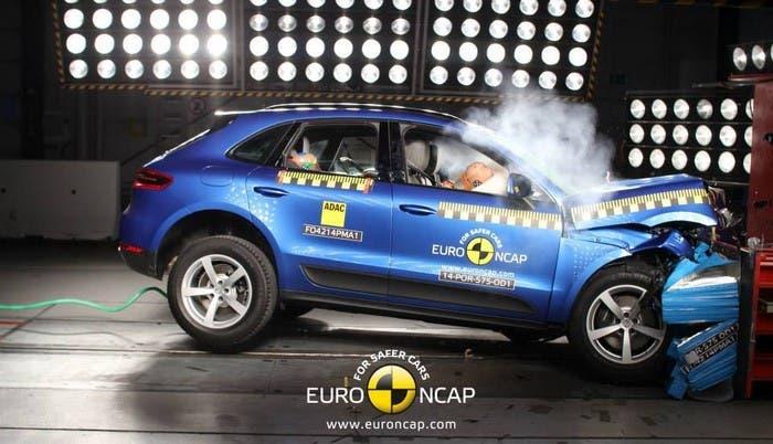 Test de EuroNCAP