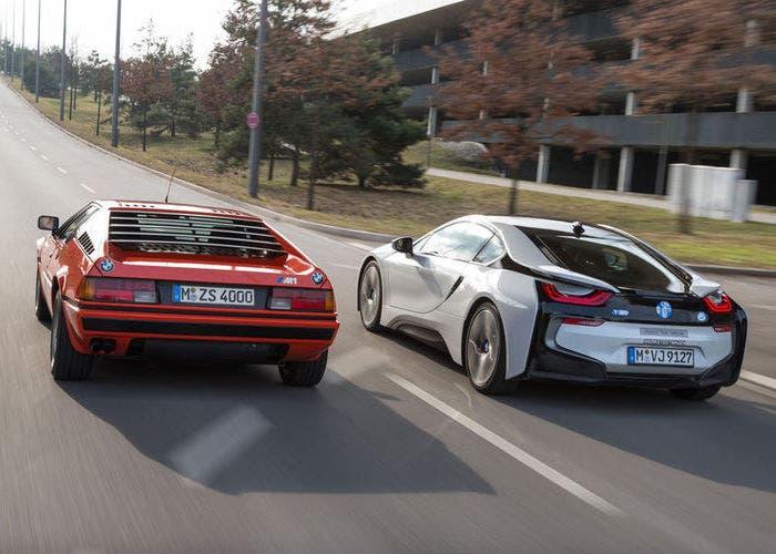 Deportivos de BMW