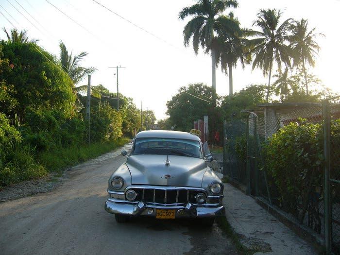 Clásico americano en la Cuba comunista