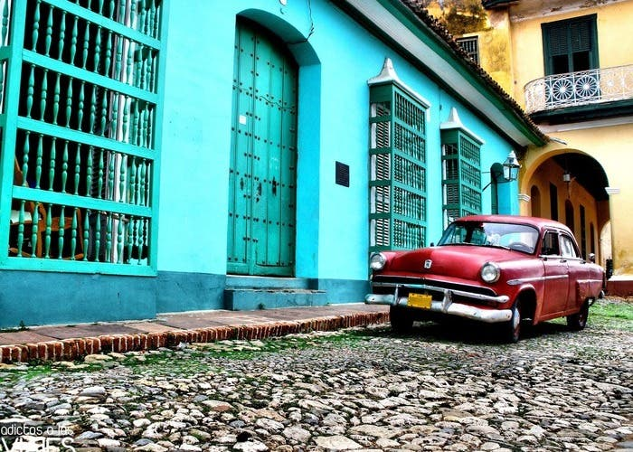 Los coches de la Cuba comunista