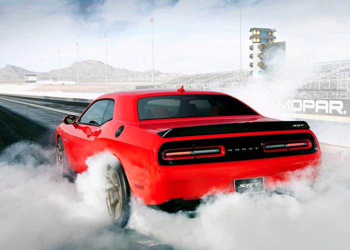 Dodge Challener Hellcat