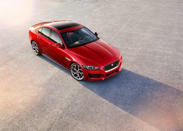 Nuevo modelo Jaguar XE