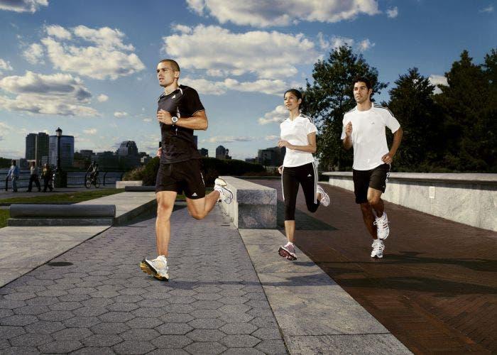 Corriendo por la ciudad