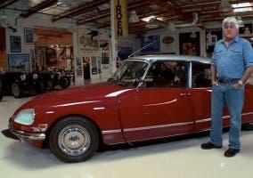 Jay Leno hablando del Citroën DS