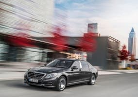 Nuevo Mercedes-Maybach Clase S