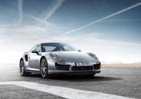 Delantera del Porsche 911 Turbo