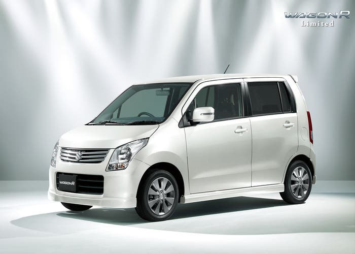 Suzuki kei car