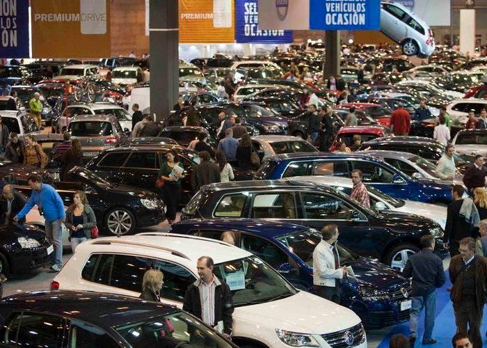 Feria de coches de ocasión