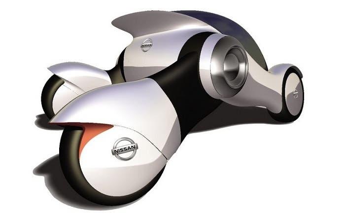Coche del futuro de Nissan