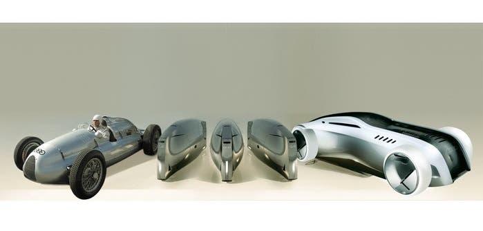 Coche del futuro de Audi