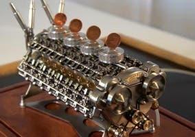 Motor Patelo de 32 cilindros en W