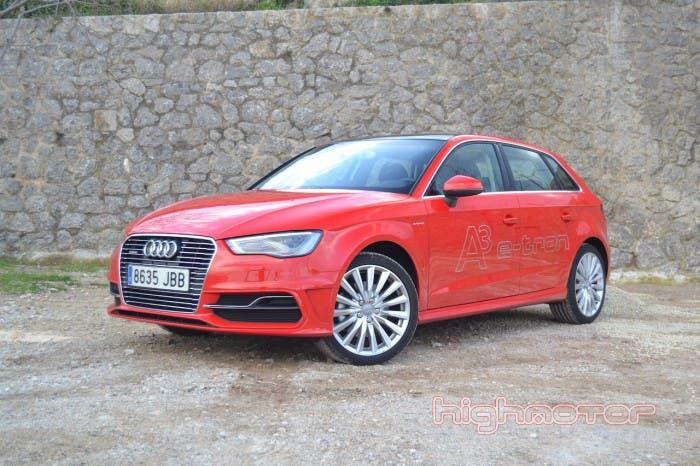 Audi A3 eléctrico