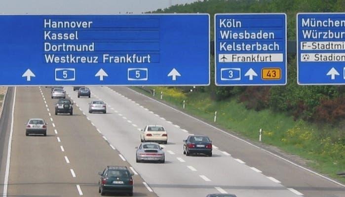 Autobahn alemana