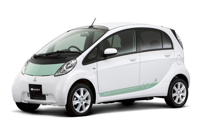 Mitsubishi eléctrico