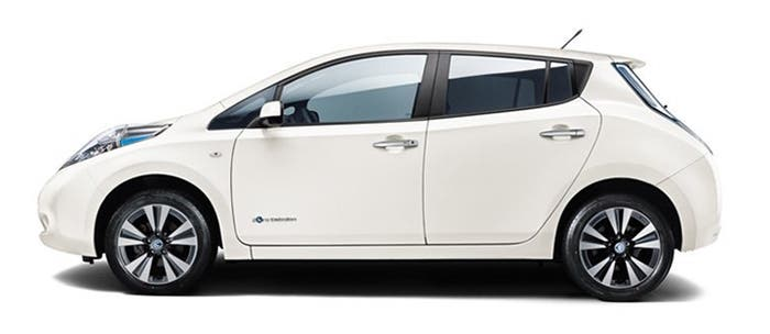 Nissan LEAF eléctrico