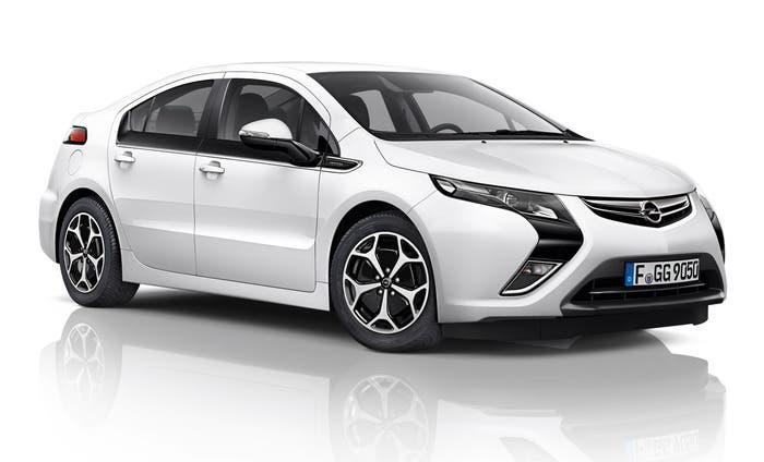 Opel Ampera eléctrico