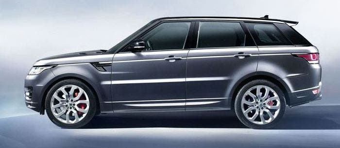Range Rover Sport 4x4