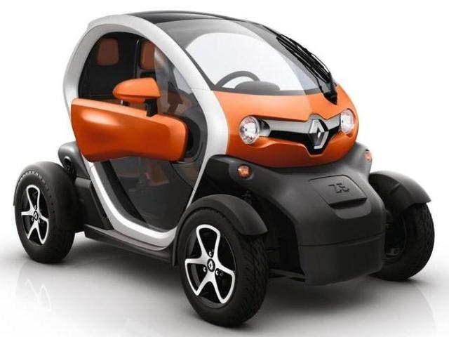 renault twizy 45 el coche que se puede conducir con 14 a os. Black Bedroom Furniture Sets. Home Design Ideas
