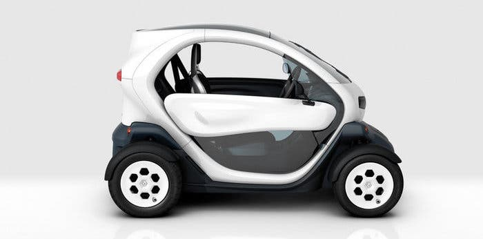 Renault Twizy eléctrico