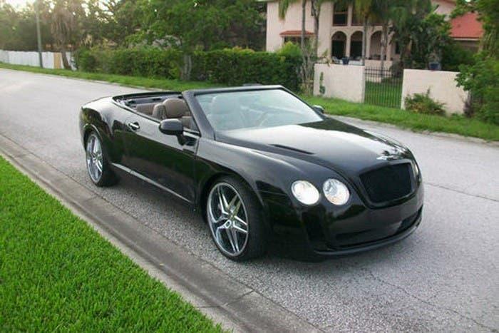 Bentley de réplica