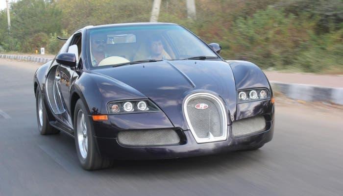 Bugatti Veyron cutre