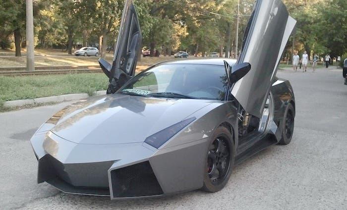 Falso Lamborghini Reventon