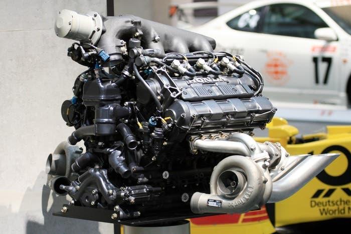 Honda V6 Turbo