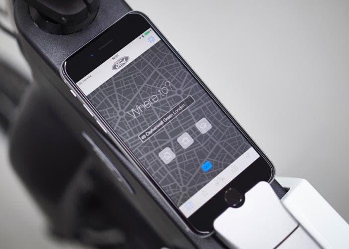 Aplicación de Ford para gestionar nuestro eléctrico