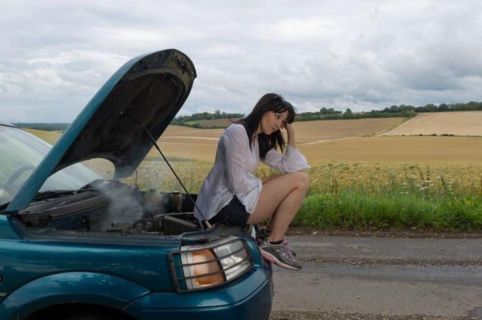 Nuestro coche se descompuso ayuda - 2 part 2