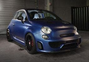 Abarth 500Pogea Racing