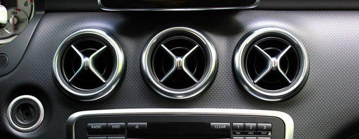 Aire acondicionado Mercedes